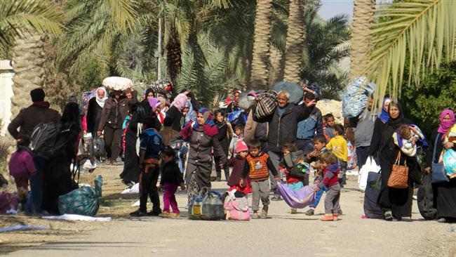 Irak'ta 4 milyon göçmen evlerine geri döndü