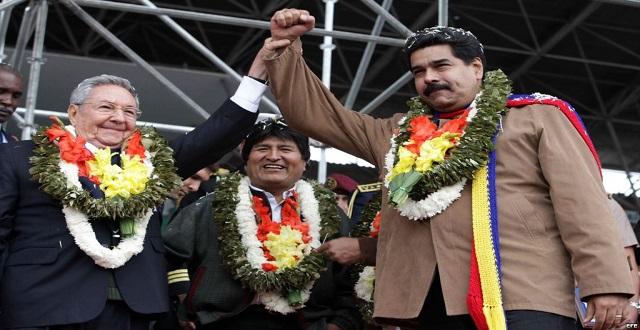 Hem Maduro'dan hem de Küba'dan Trump'a sert yanıt