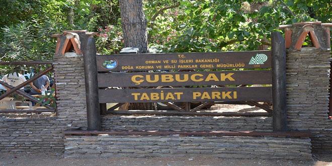 Çubucak Tabiat Parkı – Marmaris / Muğla