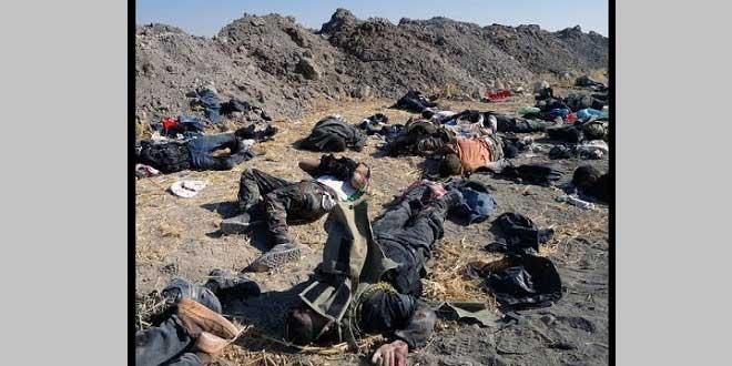 DEAŞ mağarasına operasyon: 30 terörist öldürüldü