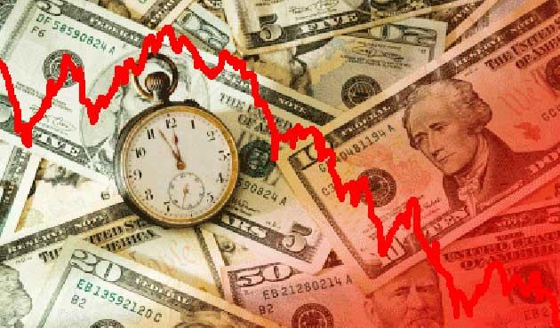 Dolar 5.70'in altına indi