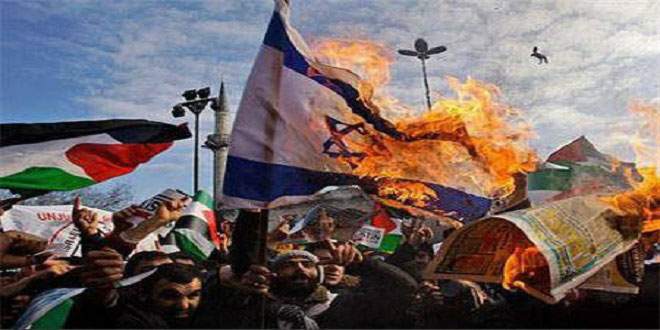 Filistinli Direnişçiler Siyonistlerin Otobüsüne Ateş Açtı
