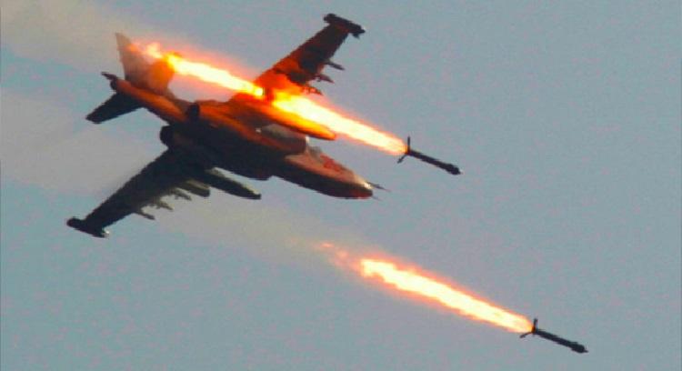 Büyük Şeytan ABD koalisyonunun Suriye'ye Saldırısında 18 Sivil Öldü