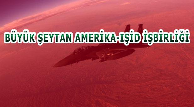 Büyük Şeytan ABD, DEAŞ Teröristlerini Yeraltında Gizliyor