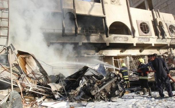 Çin'de büyük patlama! 7 kişi yaşamını yitirdi