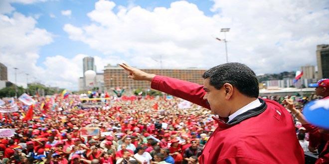 Maduro: ABD, Venezuela'da darbe yapmak istiyor