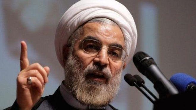 Ruhani: Yaptırımların ekonomi üzerinde etkisi olmadı