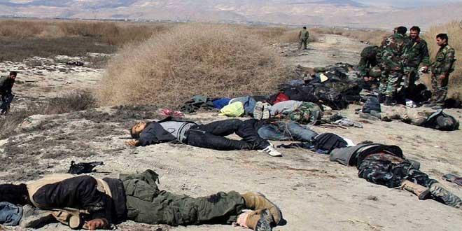 Irak, Suriye'de IŞİD'in üst düzey 30 komutanını öldürdü