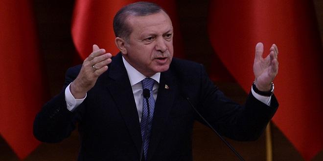 Erdoğan: Atatürk'e hakaret edilmesine izin vermeyiz