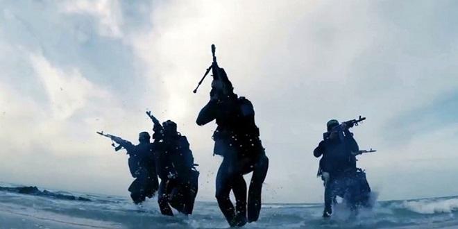 HAMAS ve HİZBULLAH'ın Deniz Komandoları gasıp İsrail'in korkulu rüyası oldu