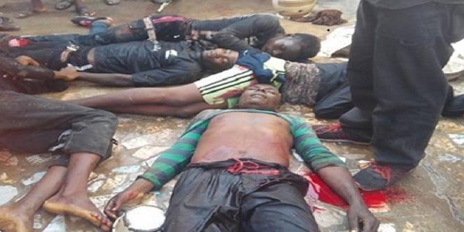 Nijerya'da silahlı saldırı! En az 45 sivil hayatını kaybetti