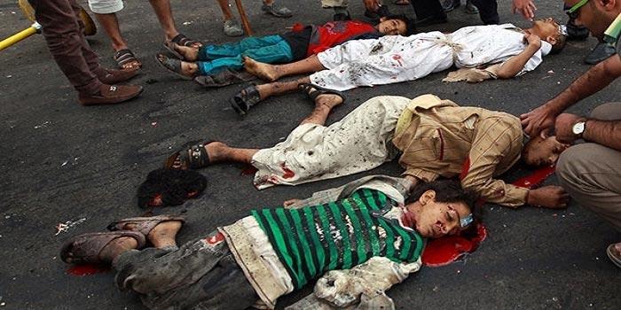 Suudi Arabistan'dan kanlı saldırı: Çoğu çocuk olmak üzere 39 ölü, 51 yaralı