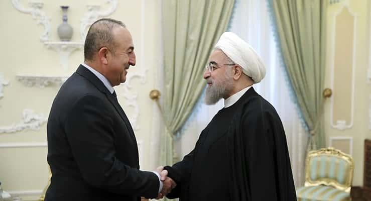 Dışişleri Bakanı Çavuşoğlu: Batı Şeria İsrail işgali altında bulunan Filistin toprağıdır