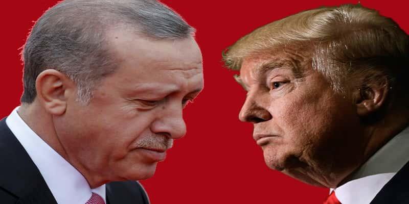 Erdoğan'dan Trump'ın tweetine yanıt: Türk yargısı kararı bağımsız bir şekilde verdi