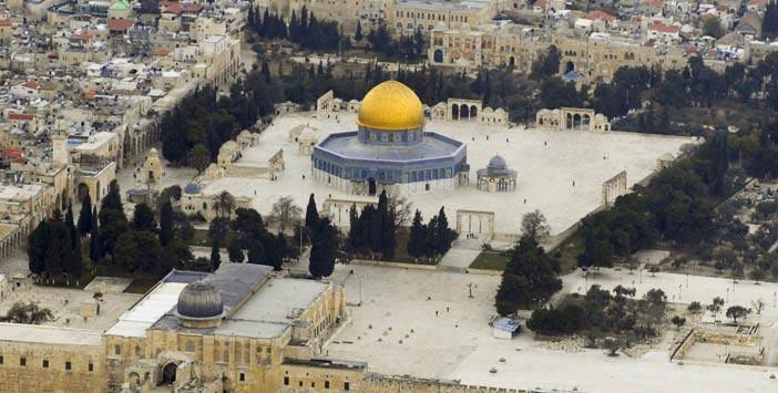Kudüs Müftüsü İşgalci israile seslendi: Ezan sesini susturamayacaksınız