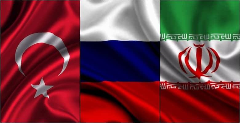 İran, Türkiye ve Rusya savunma bakanları görüştü