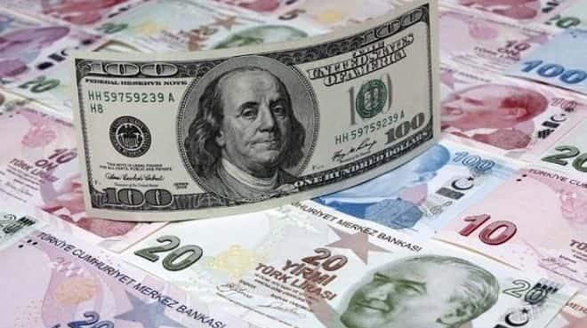 Dolar yukarı yönlü hareketlendi: 5.75