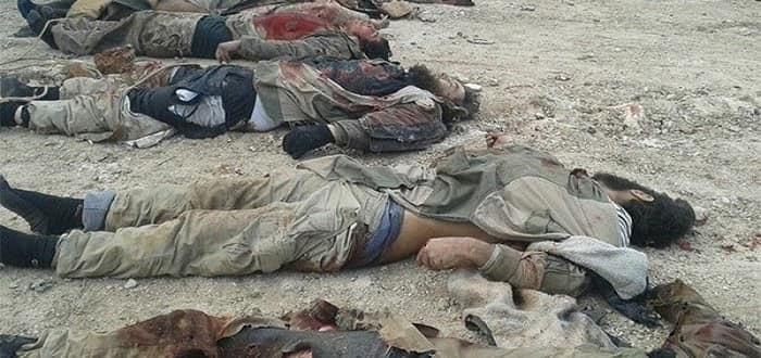 Kerkük'te terör örgütü DEAŞ üyeleriyle çatışma