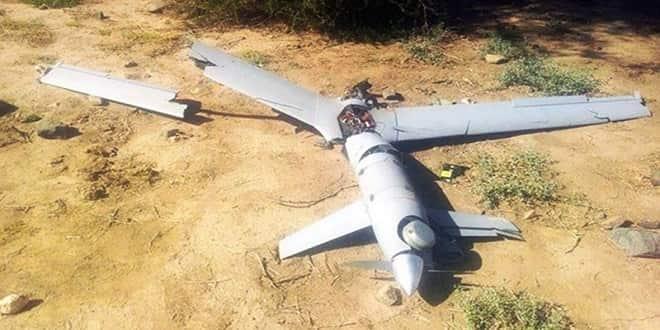 Azerbaycan Ordusu Ermenistan'a Ait İnsansız Hava Aracı'nı (İHA) Düşürdü