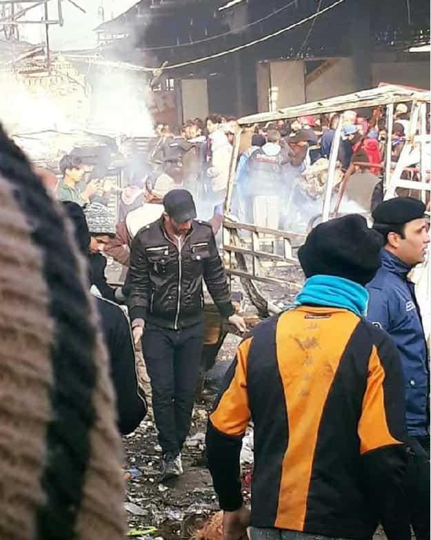 Çin'de patlama: En az 19 ölü, 12 yaralı