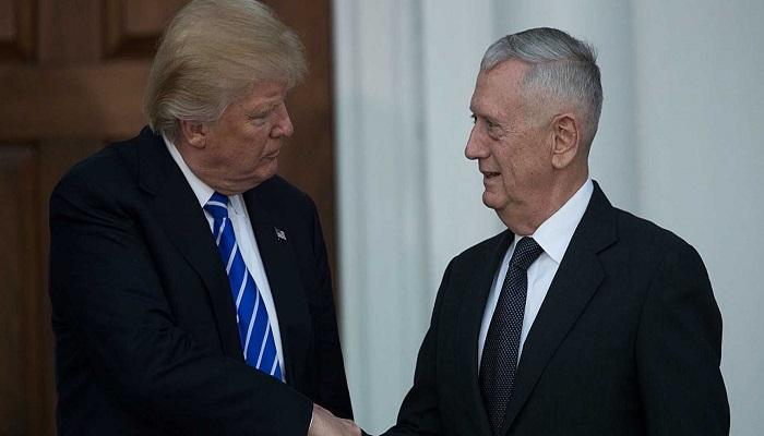 ABD Savaş Bakanı Mattis: Trump'a askeri seçenekleri sunmaya hazırız