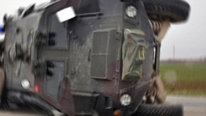 Askeri araç sele kapıldı! 2 asker kayıp