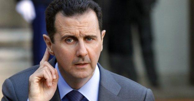 ABD tehdit etti, Esad dinlemedi vurdu
