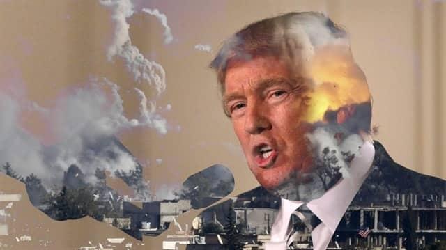 Trump, Sri Lanka'daki Patlamaları ABD'nin Yaptığını Ağzından Kaçırdı