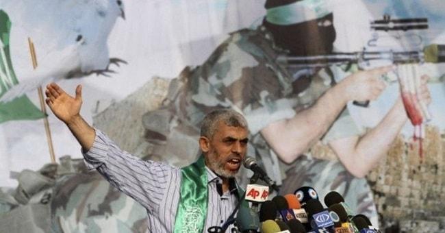 Yahya Sinvar: Kassam'ın elinde Siyonist komutanın öldürülmesiyle ilgili görüntüler var