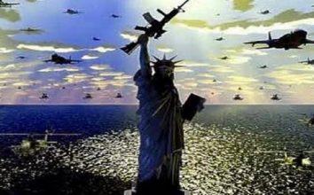 """""""Askeri harcamalar ABD'yi iflasa sürüklüyor"""""""