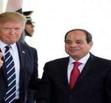 ABD ve Mısır, terörle mücadele iş birliğini görüştü