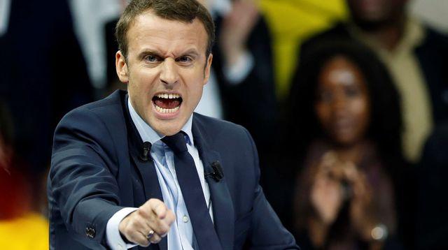 Macron'dan geri adım: 'Sarı yelekliler' ile görüşün