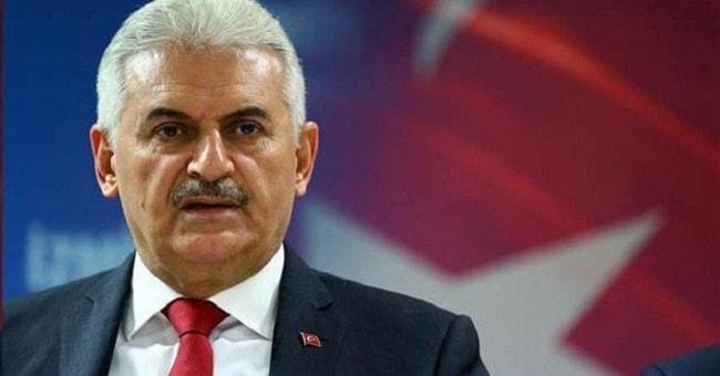 Başbakan: ABD YPG'nin yanında bize karşı savaşa girerse, onlarla da savaşırız