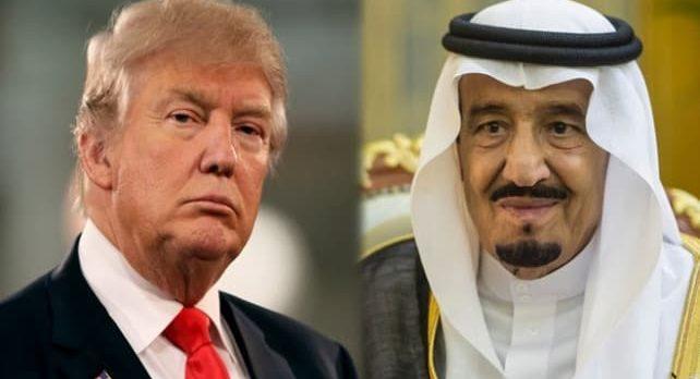 Suudi rejimi yetkilileri Trump'ın oteline 270 bin dolar ödedi!