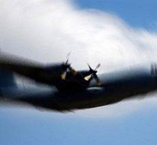 ABD'ye ait askeri uçak düştü! Çok sayıda yaralı ve ölü var