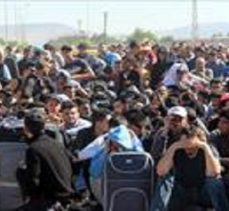 Rusya: 800 binden fazla kişi Halep'e döndü