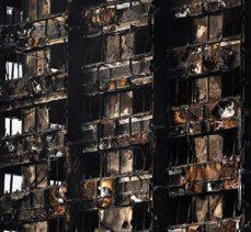 Londra'daki yangında ölenlerin sayısı 30'a yükseldi