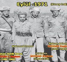 Baba ve oğul Barzanilerin siyonist israil ile kadim bağlantıları / ÖZEL HABER