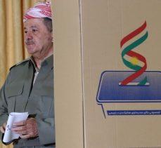 Barzani Kan Kaybediyor! Seçime katılım çok düşük