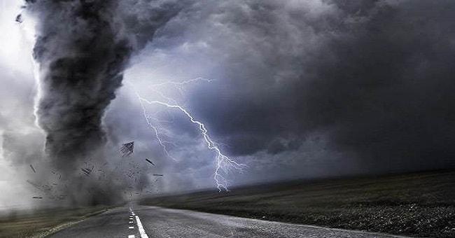 Meteoroloji'den yağış ve hortum uyarısı
