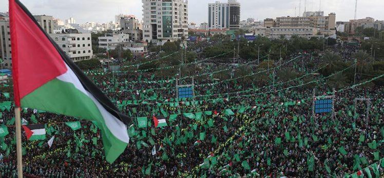 Hamas: Filistin halkı suni sınırları parçalayacak, 15 Mayıs'ı bekleyin…