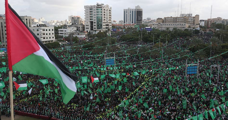 Hamas'tan ders niteliğinde açıklama: Suriye'ye saldıran ülkeler ümmetin düşmanlarıdır