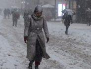Ordu'da kar kalınlığı 30 santimetreye ulaştı