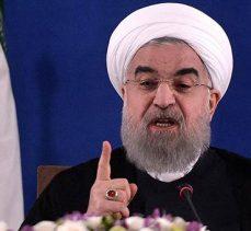 Ruhani: Düşman, İran'ı yenme hayalini mezara götürecek