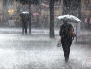 Meteorolojiden 13 ile kuvvetli yağış uyarısı