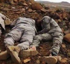 Yemen sınırında işgalci 6 Suudi Arabistan askeri öldürüldü