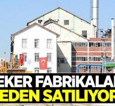 Şeker fabrikaları satılıyor! Resmi Gazete ihale açıldığı duyurdu