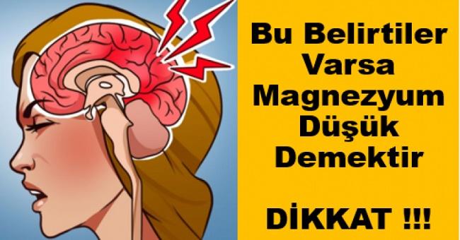Magnezyum eksikliği ciddi hastalıklara neden oluyor!
