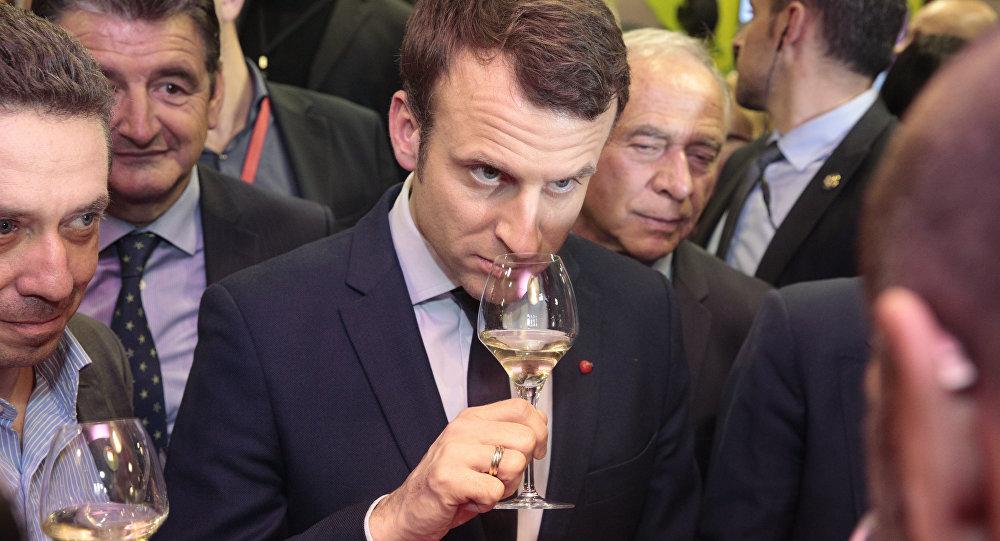 Fransa Cumhurbaşkanı: Suriye aleyhindeki saldırıda sonuç alınmadı
