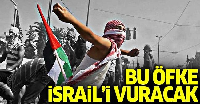 Ümmet bitirdi ama Filistin'de 'Öfke Cumaları' sürüyor: 1 şehit, onlarca yaralı